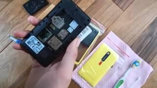 Почини меня #1 Прошивка и замена корпуса на Nokia Asha 210