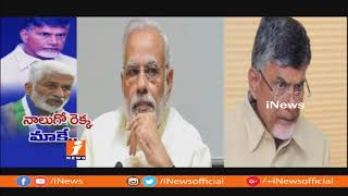 YCP Vijay Sai Reddy Aggressive Behavior Turns Headache For TDP | Spot Light | iNews - INEWS