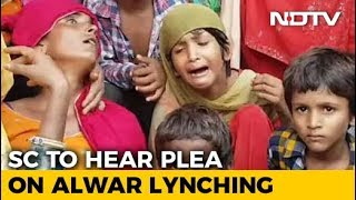 Activist Demands Action Against Rajasthan Government After Alwar Lynching - NDTV