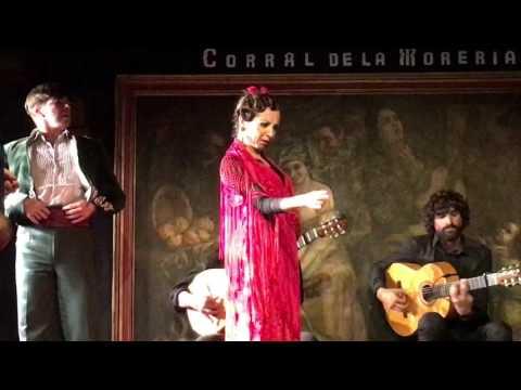 Rosario Toledo & �ngel Rojas en el Corral de la Moreria