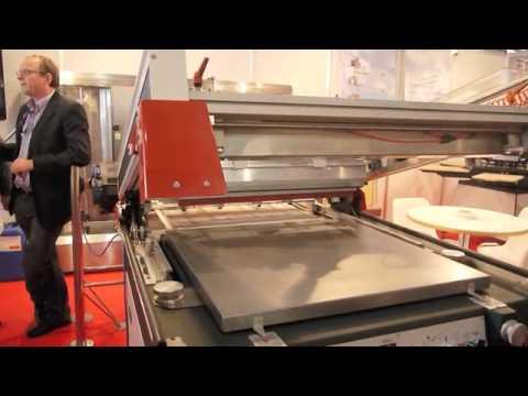 máquinas de serigrafía