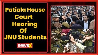 Patiala house court to hear JNU sedition case to come up today - NEWSXLIVE
