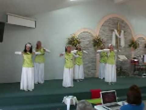Danza Cristiana Digno es el Señor