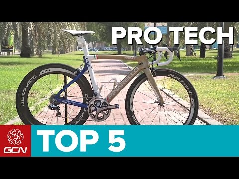 5 Bits Of Tech Only Professional Cyclists Can Get