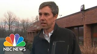 Beto O'Rourke On Ohio GM Plant Closure: 'President Donald Trump Failed In His Commitment' | NBC News - NBCNEWS