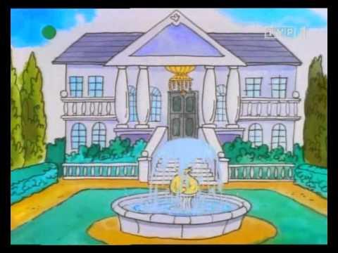 Garfield i Przyjaciele (odc. 1 cz. 1) - Bolesne doświadczenie Garfielda
