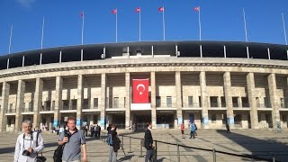 Turkish Elections Kick Off in Berlin's Olympic Stadium - WSJDIGITALNETWORK