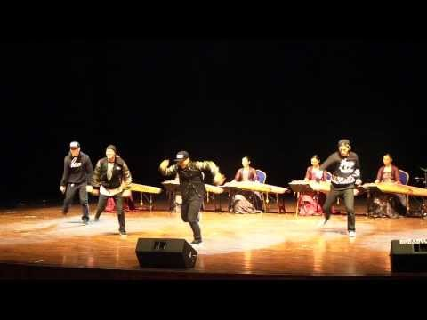 Korean Fusion Music with B-Boy - Act 3