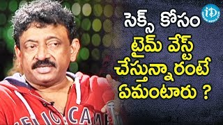 RGV About How TIME Can Be Optimized Using Technology | RGV About TIME | Ramuism 2nd Dose - IDREAMMOVIES