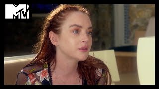 Lindsay Gives Her Staff A Harsh Wakeup Call | Lindsay Lohan's Beach Club | MTV - MTV