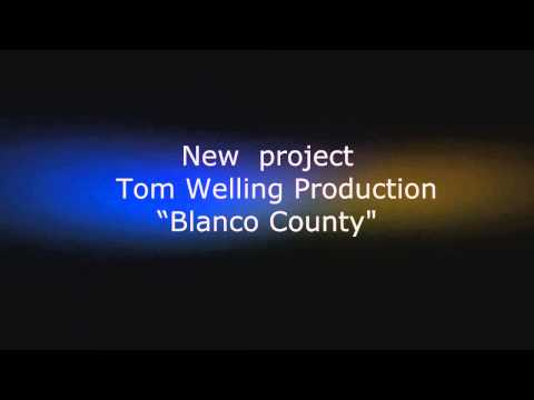 Tom Welling Projects 2013