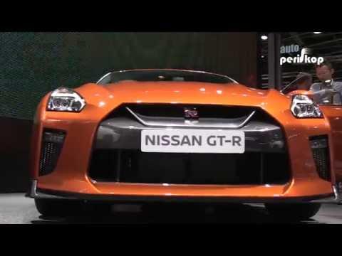 Autoperiskop.cz  – Výjimečný pohled na auta - Nissan Micra, Nissan GT-R – Autosalon Paříž 2016