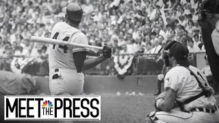 All Star Game Returns To A Changed Washington | Meet The Press | NBC News - NBCNEWS
