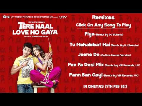 Tere Naal Love Ho Gaya (2012) HD Video songs