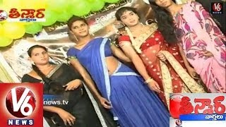 Hijra's Fashion Show in Visakhapatnam - Teenmaar News - V6NEWSTELUGU