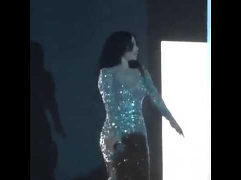 Haifa Wehbe - New Year Eve concert (2015) Dance