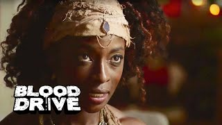 BLOOD DRIVE | Season 1, Episode 6: Paradise Lost | SYFY - SYFY