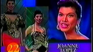 Bb Binibining Pilipinas 1995 Video