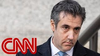 Prosecutors want 'substantial term of imprisonment' for Michael Cohen - CNN