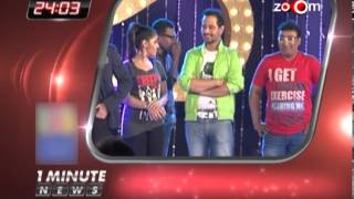 Top 3 Bollywood news in 1 minute 04-05-13