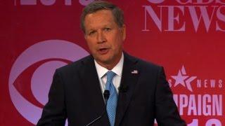 Gov. Kasich defends Medicaid expansion - CNN