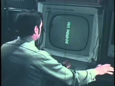 The real basics of digital animation (in 1971)