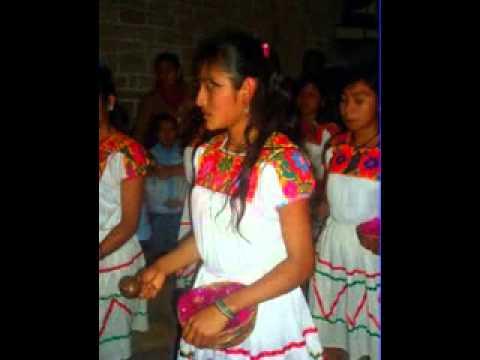Danza de inditas. Huasteca hidalguense.