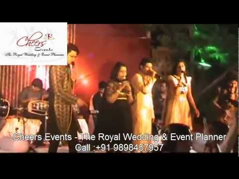 Qawali Night Event Show Theme Concept Concert Mujra Artist Dancer Indian Wedding Entertainment