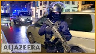 🇫🇷Strasbourg shooting: French police hunt for gunman | Al Jazeera English - ALJAZEERAENGLISH