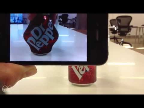 Obvious Engine AR - Realtime Object Warping Experiment