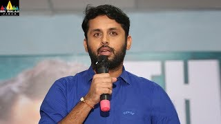 LIE Movie Thank You Meet | Telugu Latest Movies 2017 | Nithiin, Megha Akash | Sri Balaji Video - SRIBALAJIMOVIES