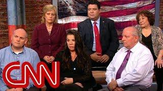 Trump voter: We've got a crazy man driving the train - CNN
