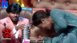 Sudigali Sudheer Imitates Poorna - Dhee Champions (#Dhee12) - 13th November 2019 - Sudigali Sudheer - MALLEMALATV