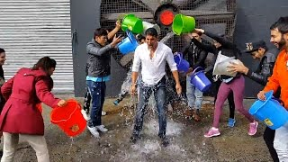 Bollywood Celebrities take the ALS Ice Bucket Water Challenge! - EROSENTERTAINMENT