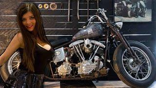 Новейшие мотоциклы сезона 2016 на шоу Мотовесна 2016!