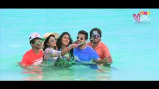 'Thanks 2 Zindagi' Full Video Song from 'Kerintha' movie - MAAMUSIC