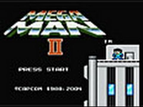 CGR Undertow - MEGA MAN 2 for NES Video Game Review
