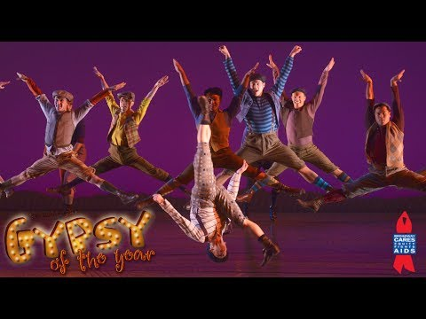 25th Annual Gypsy of the Year Opening Number