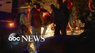 Man rescued after 2 days stranded in mineshaft - ABCNEWS