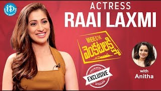 Actress Raai Laxmi Exclusive Interview || Where Is The Venkatalakshmi || Talking Movies With iDream - IDREAMMOVIES