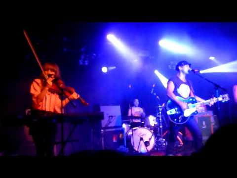 The Airborne Toxic Event live