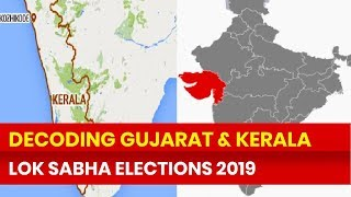 Lok Sabha Elections 2019: Decoding Gujarat and Kerala, India's GDP growth vs Gujarat GDP - NEWSXLIVE