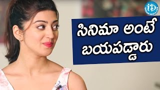 My Parents Are Worried About Me - Pranitha || Talking Movies With iDream - IDREAMMOVIES
