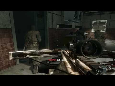 Call of Duty Black Ops [720p HD] Walkthrough part 5