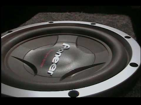 subwoofer pioneer chanpion serie
