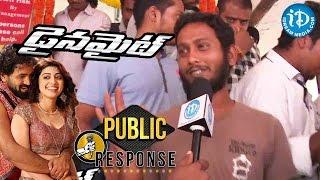 Dynamite Movie Public Response || Manchu Vishnu, Pranitha Subhash - IDREAMMOVIES