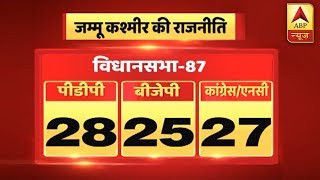 Know the current strength of Jammu & Kashmir Vidhan Sabha - ABPNEWSTV