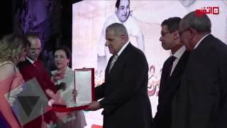 «محلب» وياسر رزق يوزعان جوائز التميز الصحفي