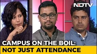 Why JNU Students Are Fight Against Its Vice Chancellor - NDTV