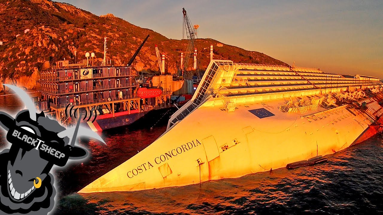 COSTA CONCORDIA | Team BlackSheep